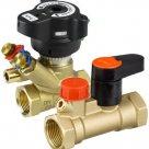 Комплект клапанов ASV-PV/ASV-M, PN 16, BP, Ду 15, Danfoss 003Z2201