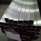 Труба нержавеющая профильная, AISI 304, 08Х18Н10, импортная в России