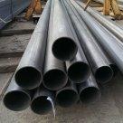 Труба электросварная 45х2 мм ст. 3,10,20 ГОСТ 10704-91 в Димитровграде