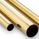 Труба латунная Л96, ГОСТ20900-75, стенка - 1мм в России