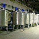 Производство резервуаров для пивобезалкогольной промышленности в Вологде