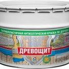Древощит  термопластичная быстросохнущая краска по дереву в Екатеринбурге