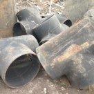Тройник равнопроходный Ду820 ГОСТ 17376-2001 для труб в России