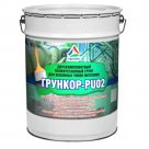 Грункор-PU02  противокоррозионный двухкомпонентный полиуретановый грунт по металлу в Екатеринбурге