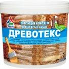 Древотекс - тонирующий антисептик по дереву без запаха в России