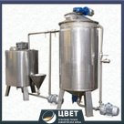 Производство резервуаров для медицинской промышленности в Сергиевом Посаде
