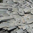 Уголок алюминиевый АМГ в Белорецке