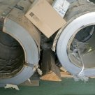 Рулон стальной AISI 430 х/к, No4 в бумаге в Новосибирске