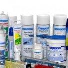 Защитное покрытие Цинк Brushable Zinc Coating, WEICON (расход 1,25г/см3, 375 мл),