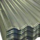 Металлошифер шифер стальной без покрытия, черный, оцинкованный и крашенный в Рязани