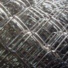 Сетка плетеная с оцинкованным покрытием, рулон 1.5х10 м