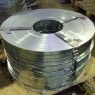 Лента оцинкованная 0.7х20 ( упаковочная ) ГОСТ 3560-73