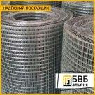 Сетка сварная в рулонах AISI 304 (08Х18Н10) 1х30 м в Красноярске