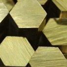 Шестигранник бронзовый БрБ2, ТУ 48-21-289-73 в Магнитогорске