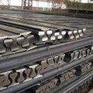 Рельсы рудничные Р43 старогодные без износа в Магнитогорске