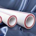 Трубы Полимерно-композитные полипропиленовые армированные