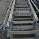 Ограждения лестниц ОЛХ боковых (серия 1.450.3-7.94) в Москве