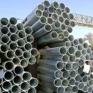 Труба оцинкованная электросварная 114х4,5 мм ГОСТ 10704-91 в Череповце