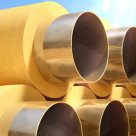 Изоляция стальных труб в Челябинске