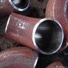 Отвод оцинкованный черный нержавеющий Сталь 3пс 3сп 5 09г2с 10 2 в Нижнем Новгороде