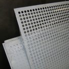 Лист перфорированный Rv 3-5 алюминиевый АМГ3Н2 в России