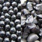 Дробь стальная колотая ДСКУ, ГОСТ 11964-81 в Барнауле
