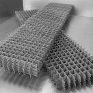 Сетка алюминиевая тканная