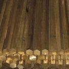 Бронзовый шестигранник БрАМц9-2 в Екатеринбурге