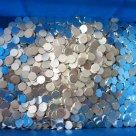 Кольца контактные штампованные КШ из сплава серебра СрМ 90 ГОСТ 6836-2002 в Красноярске