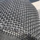 Сетка нержавеющая фильтровальная галунного плетения 12Х18Н10Т ГОСТ 3187-76 в Омске