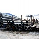 Труба оцинкованная электросварная сталь 10 ГОСТ 8732-78 в Астрахани