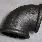 Угольник (Отвод) С-С, 90 гр полированный в Вологде