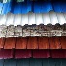 Профнастил окрашенный Н60 шоколадно-коричневый в Москве