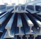 Рельс L=8 м. новые и с износом 1 мм. +шпалы+накладки в Магнитогорске