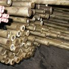 Труба бронзовая БрАЖМц10-3-1.5 ГОСТ 1208-90 в Одинцово