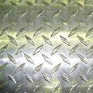 Лист алюминиевый рифленый Квинтет, Диамант в Екатеринбурге