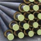 Труба теплоизоляционная в ППУ ППСППМ стальная полиэтиленовая в Новосибирске