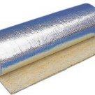 Фольга для теплоизоляции алюминиевая 0,15 мм в Новосибирске