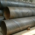 Спиралешовная труба сталь 20 ГОСТ 8696-74 в Челябинске