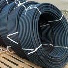 Труба полиэтиленовая 110 - 1800 мм ПНД ПЭ80 ПЭ100 ГОСТ 22689.2 -89 ГОСТ 22689.1 пластиковая для воды и газа в Екатеринбурге