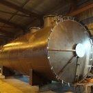 Резервуары РГСП-100 м3 ( горизонтальные стальные подземные ) в России