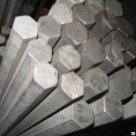 Шестигранник 30 мм сталь 09Г2С в Вологде