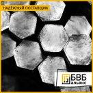 Шестигранник нержавеющий 50 мм AISI 430 в Екатеринбурге