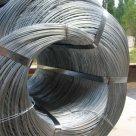 Проволока стальная без покрытия в России