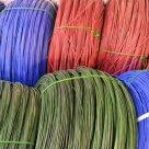 Проволока зеленая, синяя, желтая, красная, черная в Тюмени