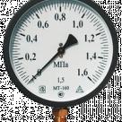Манометр избыточного давления МТ-160 в России