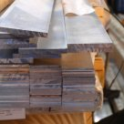 Шина алюминиевая АД0 250х29 мм в Одинцово