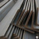Уголок неравнополочный сталь 09г2с в России