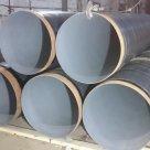 Внешнее и внутреннее силикатно-эмалевое покрытие труб в России