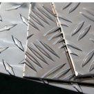 Рифленый алюминиевый лист АМг3, Н2 в России